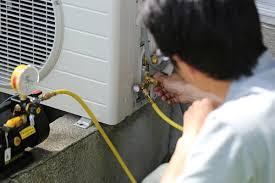 nạp gas máy lạnh