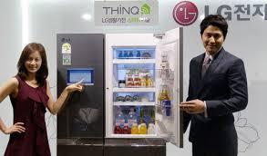 Sửa tủ lạnh LG quận Thủ Đức