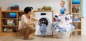 sử dụng máy giặt thủ đức