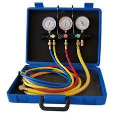 đồng hồ đo gas máy lạnh