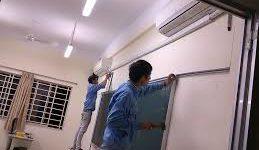 lắp đặt máy lạnh chuyên nghiệp trường thọ