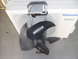 quạt giàn nóng máy lạnh