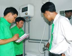 sửa máy nước nóng Bình Thạnh