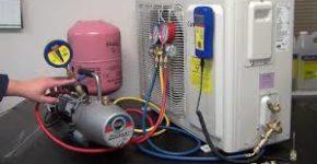 bơm gas máy lạnh ở thủ đức